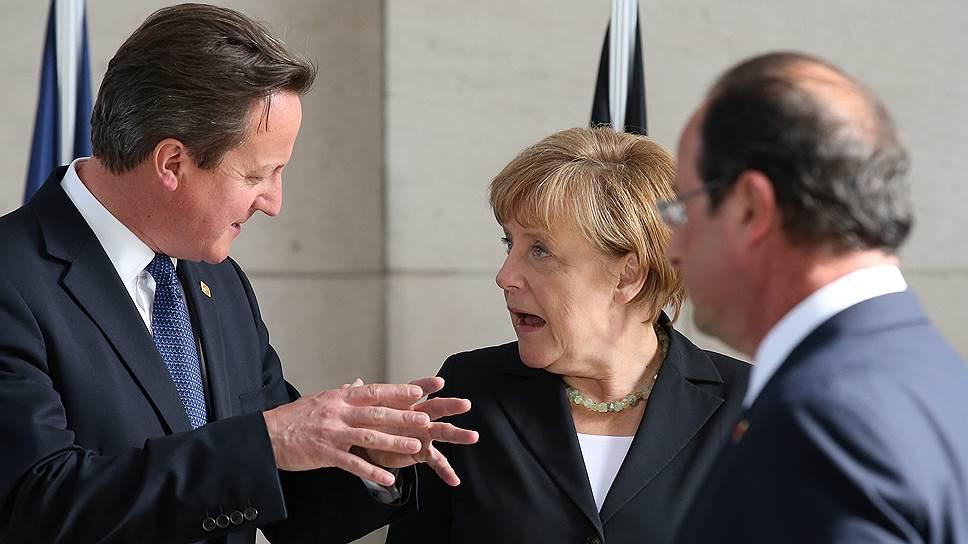 Как ЕС и США согласовали набор ограничительных мер против России