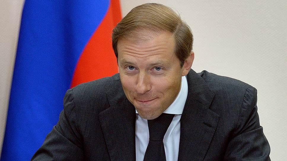 Министр промышленности Денис антуров в состоянии обеспечить инновационное развитие медпромышленности и без жестких санкций к импортерам
