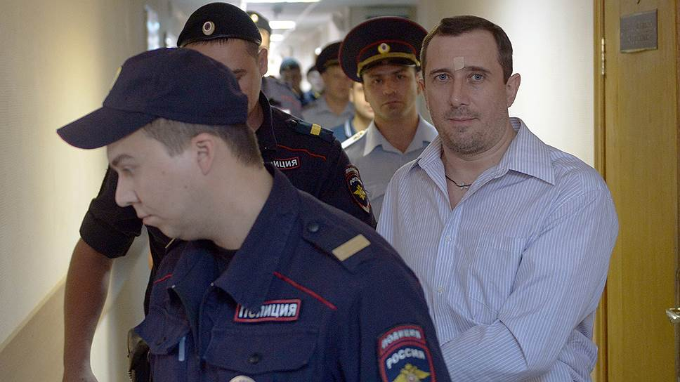 Александр Марголин не смог доказать суду, что в массовых беспорядках виноваты полицейские