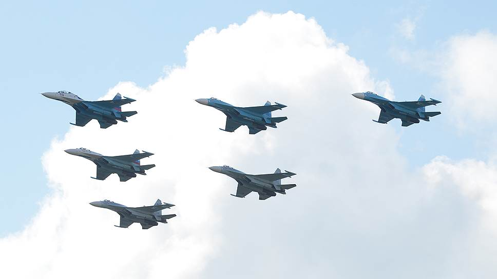 Почему российские истребители, находящиеся в Барановичах, могли пустить на запчасти