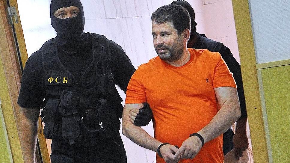 Дионисий Золотов вину не признал, но обжаловать свой арест отказался