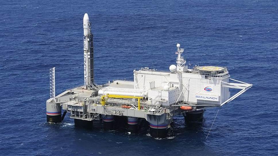 Почему Sea Launch обходился без стартов