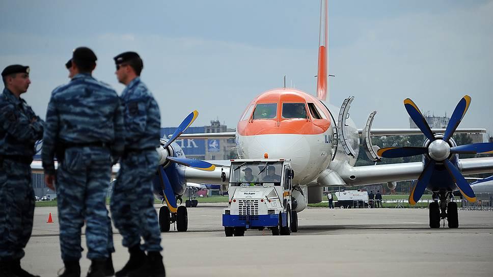 Ил-114 не долетел до заказчиков