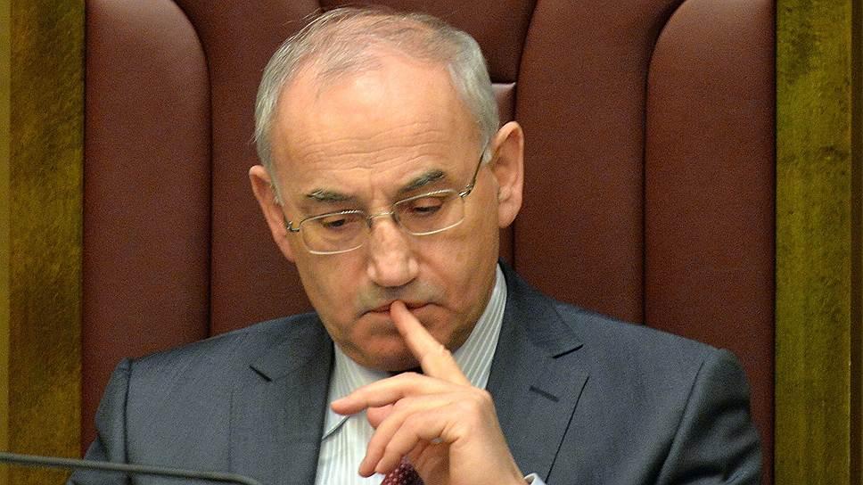 Заместитель генерального прокурора России Сабир Кехлеров