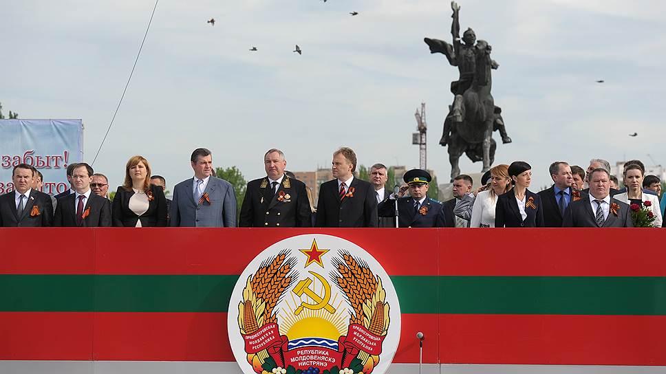 Как Приднестровье настиг кризис непризнания