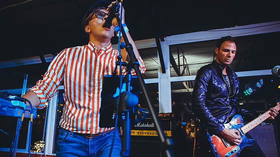 В глазах Ильи Лагутенко (слева) именно на фестивале появилась незнакомая ранее сосредоточенная зрелая серьезность