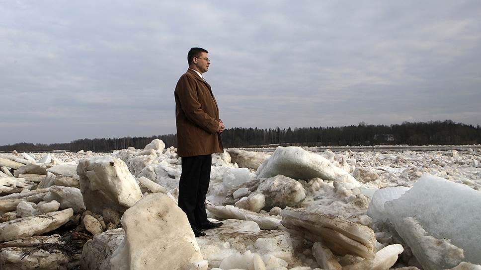 Экс-премьер Латвии Валдис Домбровскис