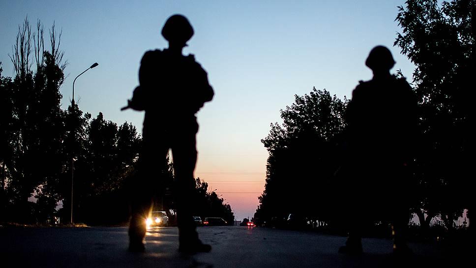 Украинская армия встречала ударную группировку десанта противника вдоль главной трассы на Новоазовск
