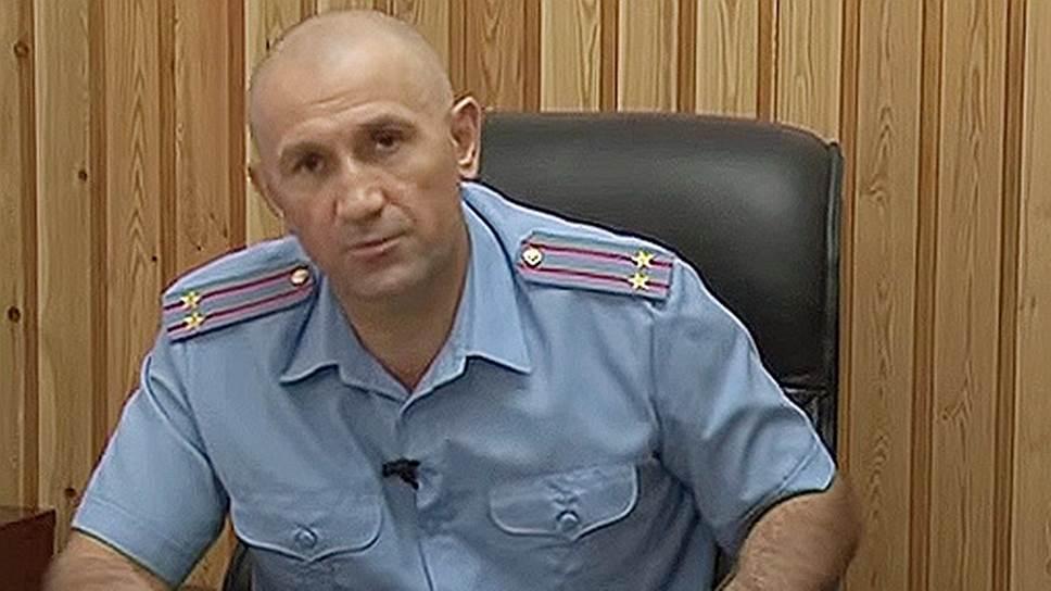 До задержания начальник ОВД «Кизилюртовский» Асхабали Заирбеков считался в Дагестане одним из самых активных борцов с бандподпольем