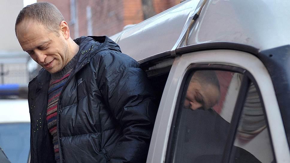 Вмешательство заместителя генпрокурора может помешать досрочному освобождению Дмитрия Барановского