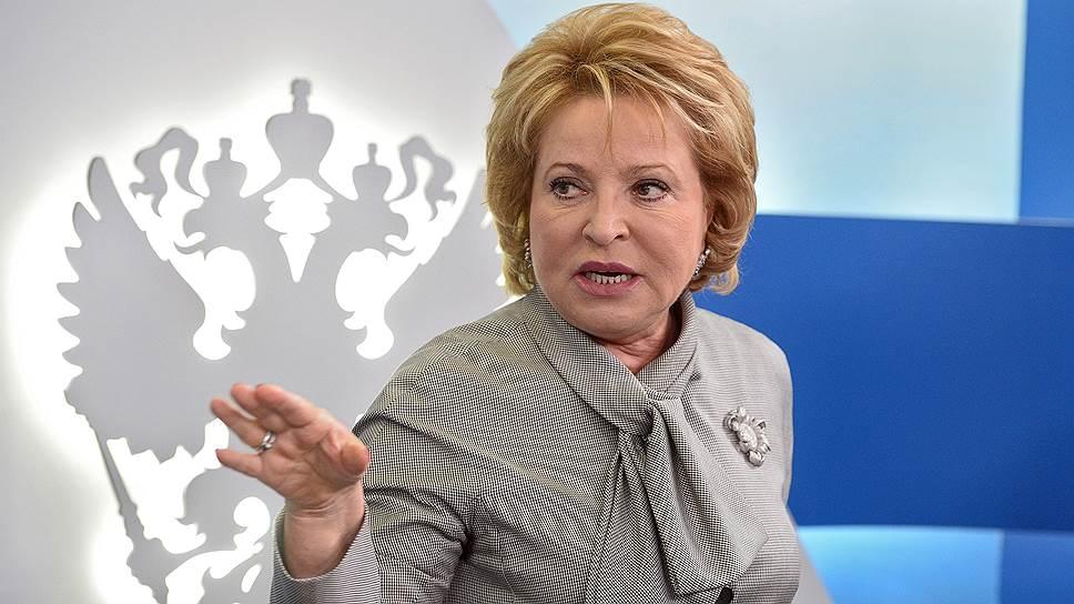Как сенаторы включились в борьбу за чистоту российского бизнеса