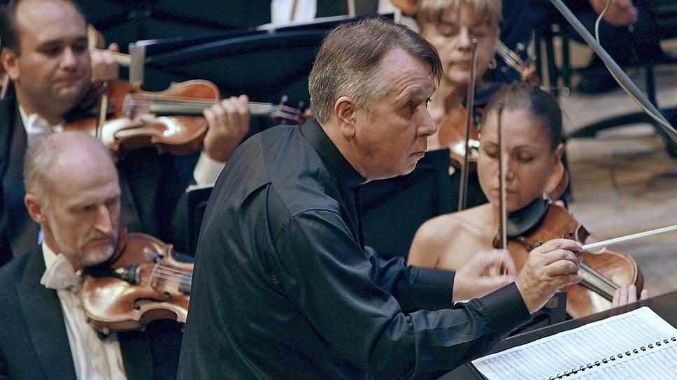 Михаил Плетнев в «детском» Концерте Моцарта обнаружил взрослый трагизм