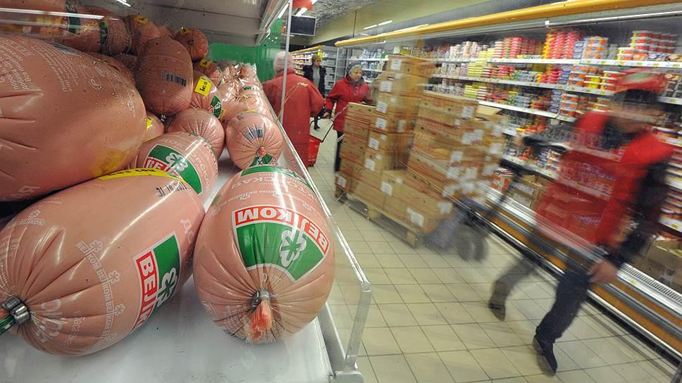 Как таможенная статистика подвела первые итоги действия продовольственных санкций