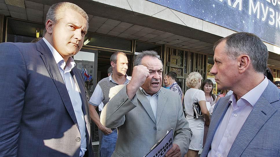 Как Крым и Севастополь впервые проголосовали в составе России
