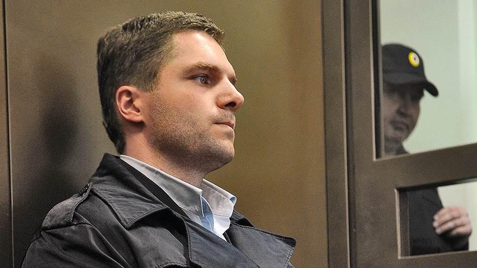 Илья Юхман (на фото), как считают в СКР, покрывал проворовавшихся сослуживцев