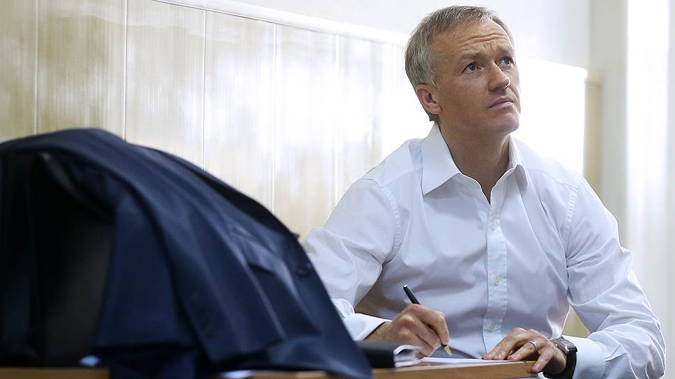 Освобождение Владислава Баумгертнера из-под домашнего ареста под залог 15 млн руб. предложило следствие