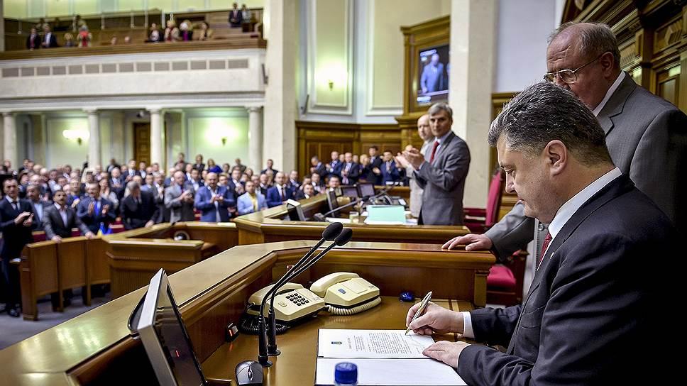 Как Украине и ЕС предъявили российский постскриптум
