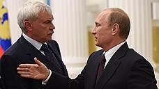 Владимир Путин принял избранных