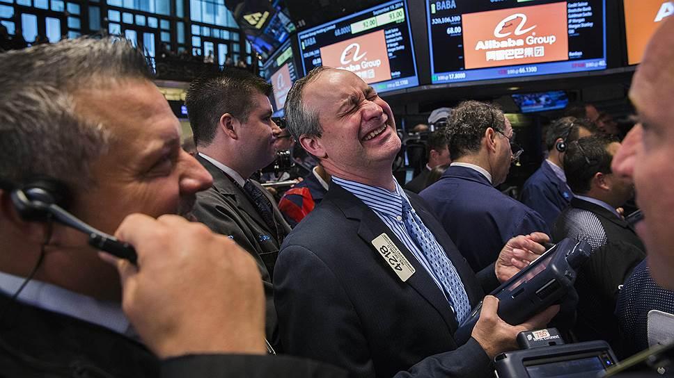 Alibaba и 30 инвесторов