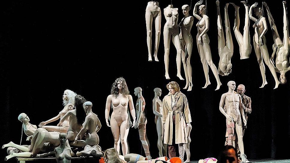 В постановке Валентины Корраско не столько любовь, сколько борьба жизни и смерти, нормы и свободы