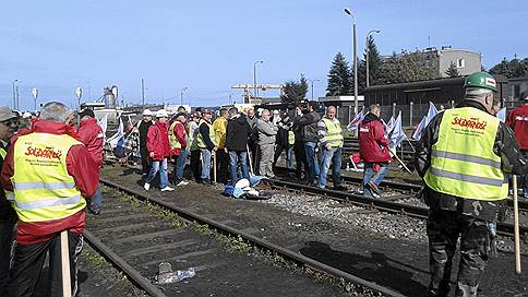 Российский уголь не перешел границу  / Польша продолжает борьбу с импортом из РФ