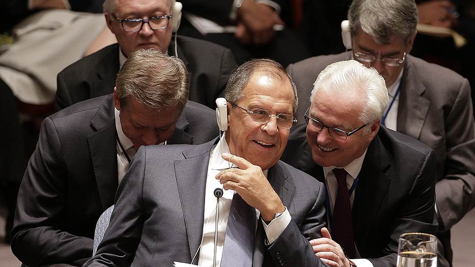 Какие вопросы приходится решать российской делегации на Генассамблее ООН