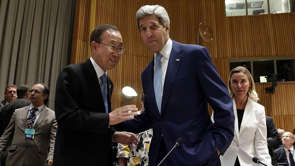 Как в ООН убеждали США ратифицировать соглашение о запрете ядерных испытаний