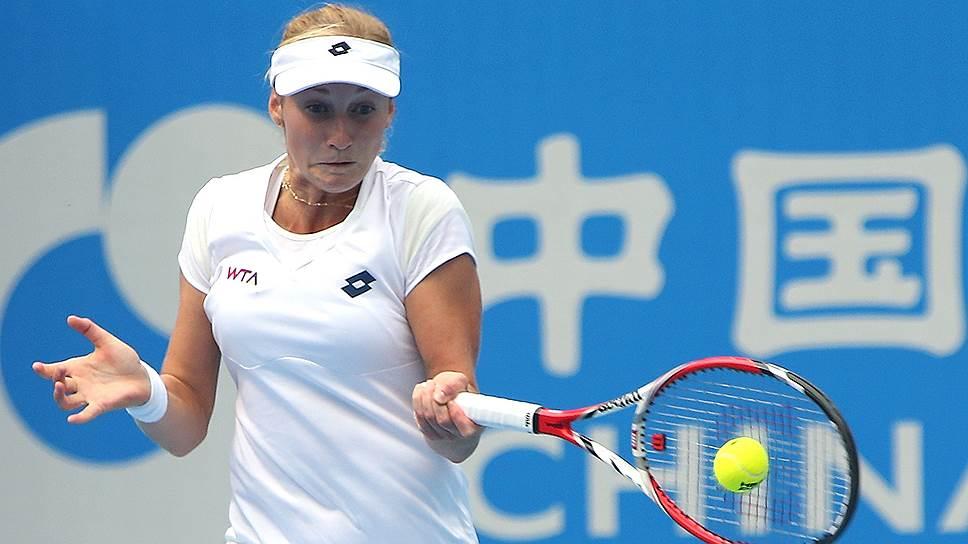 Екатерина Макарова не сумела  воспользоваться шансом впервые в своей карьере попасть на итоговый чемпионат WTA