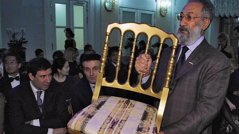Бывшему сенатору Артуру Чилингарову тульский губернатор предложил кресло советника-наставника