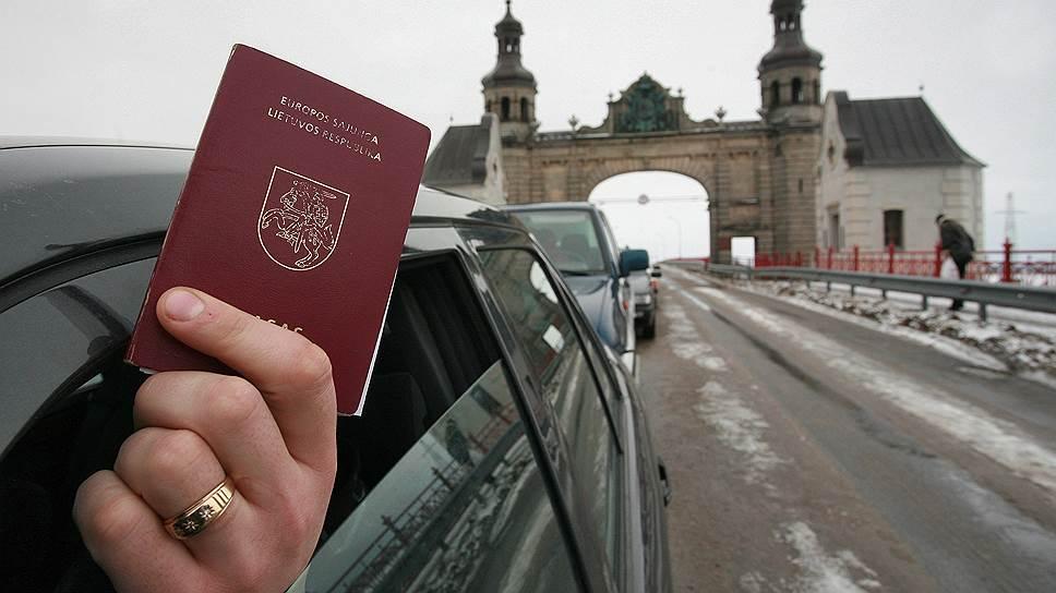 Как иностранные паспорта скрываются за границей
