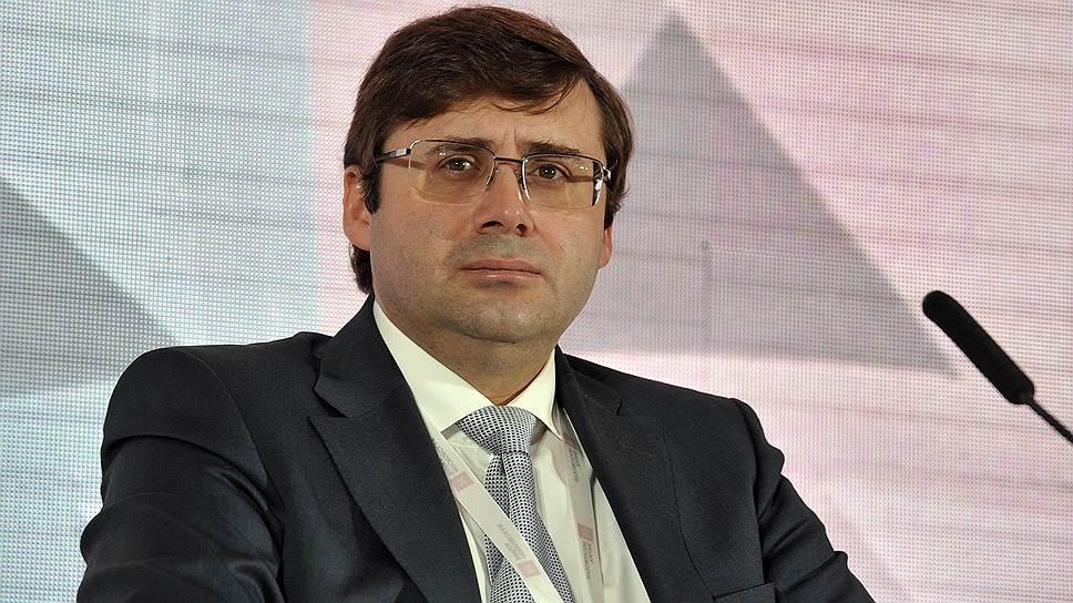 Заместитель председателя Центрального Банка России Сергей Швецов