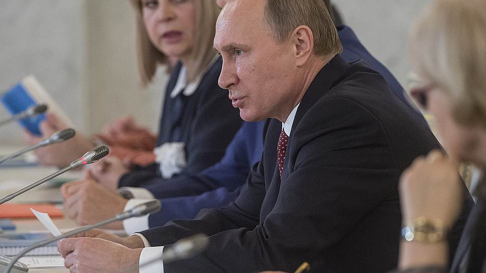 Встретившись вчера с правозащитниками, Владимир Путин убедился в размытости многих их позиций
