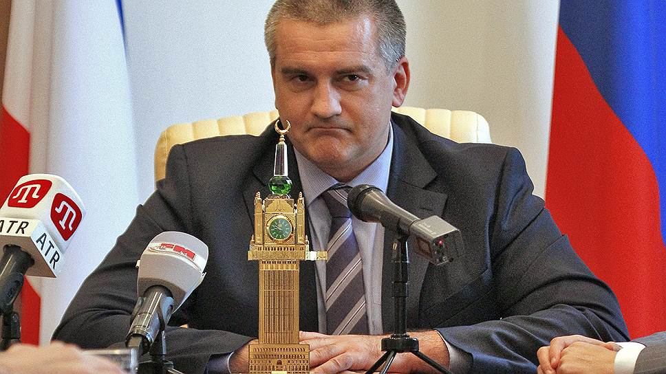 Сергей Аксенов готов работать со старыми кадрами
