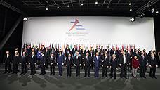 Украина встала между Европой и Азией