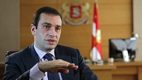 Грузия на грани дипломатического вмешательства // В Тбилиси рассчитывают помешать заключению российско-абхазского договора