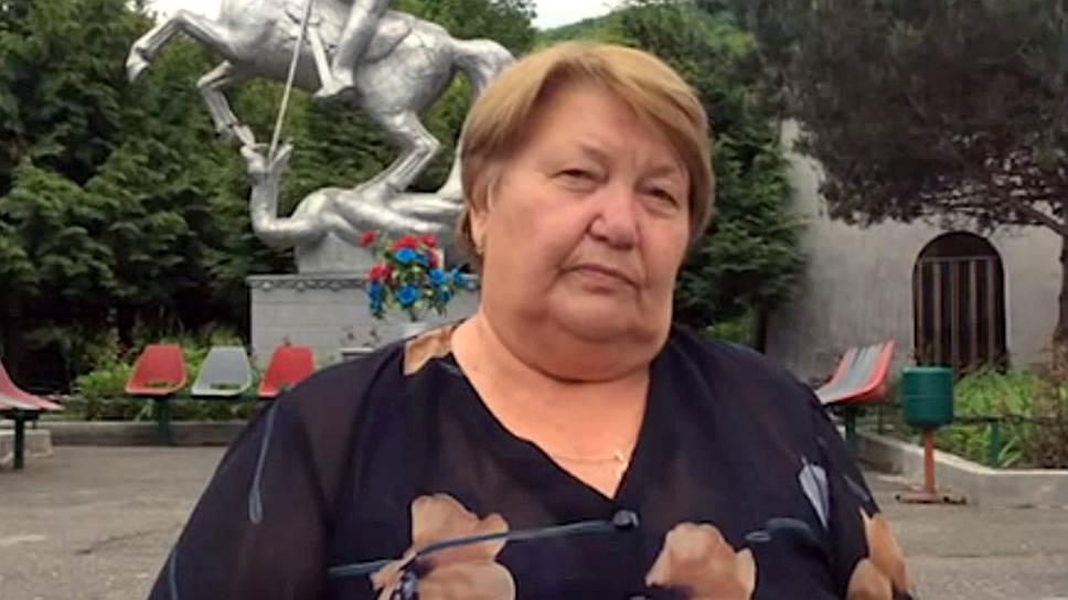 """В чем подозревают представительницу """"Солдатских матерей"""""""