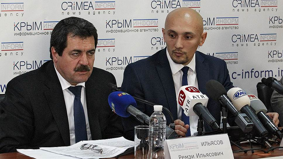 """Почему Меджлис решили окружить """"Крымом"""""""