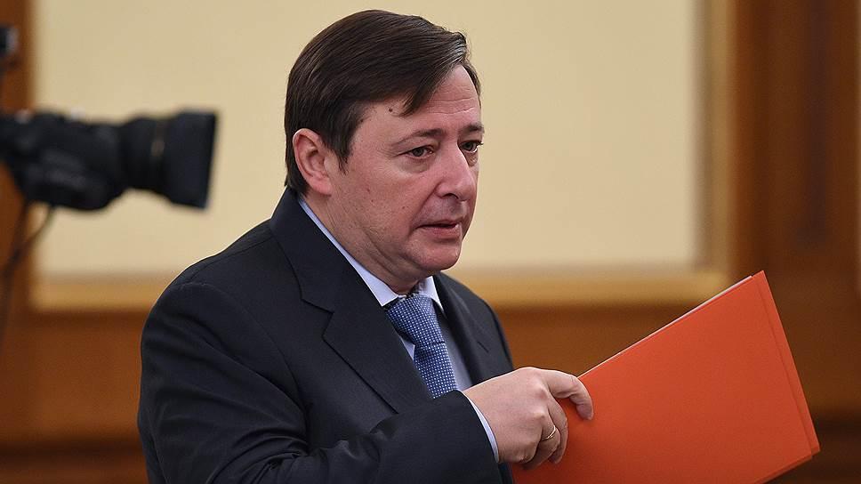 Заместитель председателя правительства России Александр Хлопонин