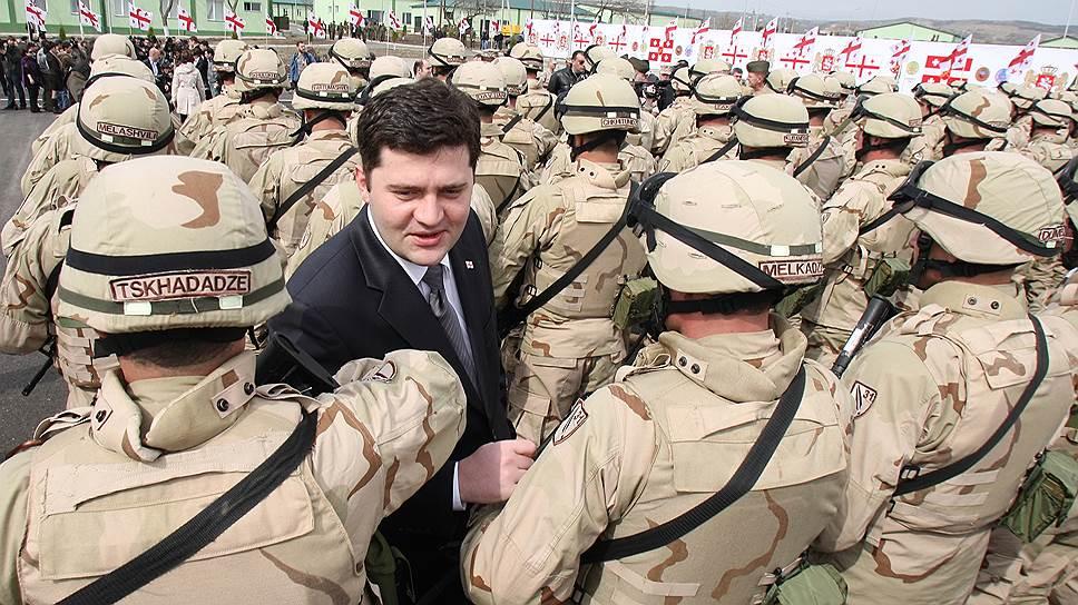 Бывшему министру обороны Грузии Бачане Ахалая остается уповать лишь на помилование нынешним президентом страны