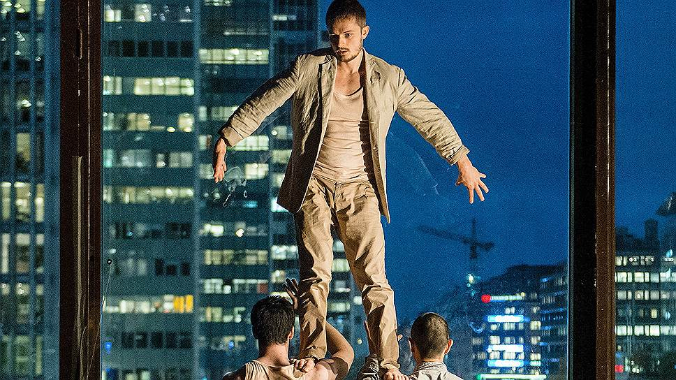Современный Стокгольм играет слишком большую роль в современном стокгольмском танце