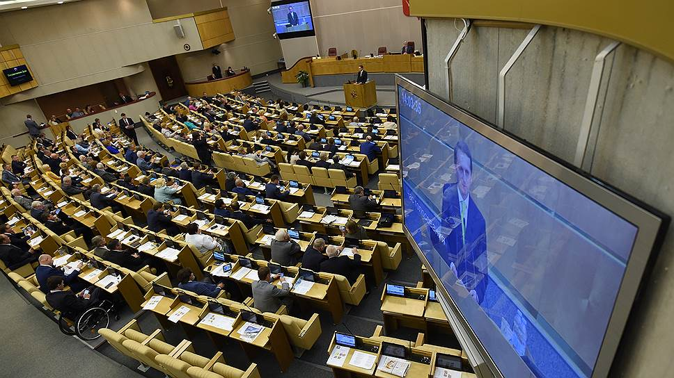 Как российские депутаты обсудили итоги выборов на Украине