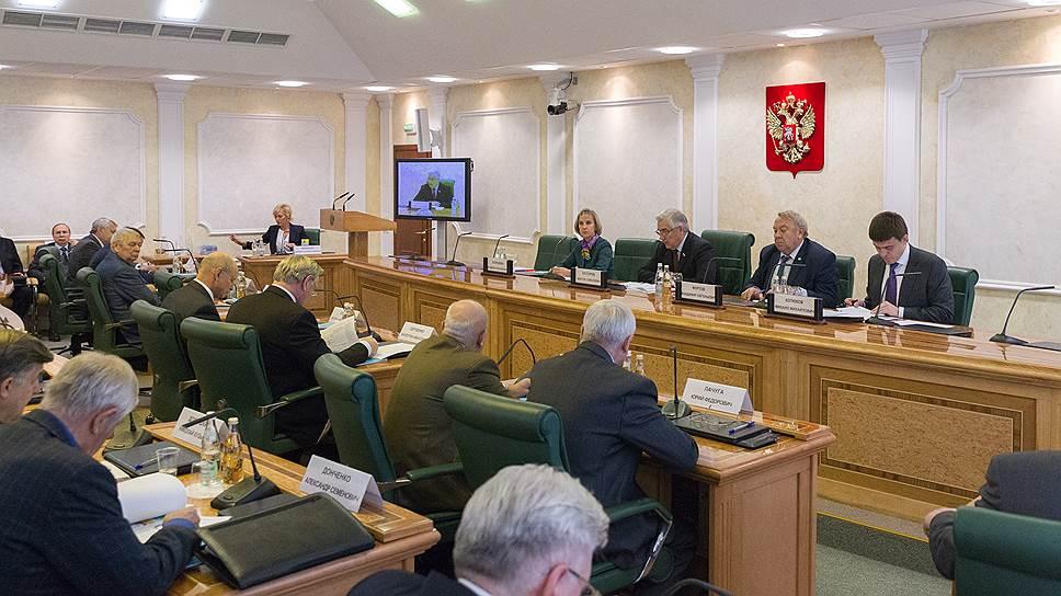 Как РАН отметила годовщину реформы