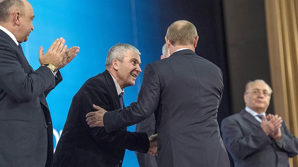 Как Владимир Путин оказался оказался в тесном союзе с ректорами