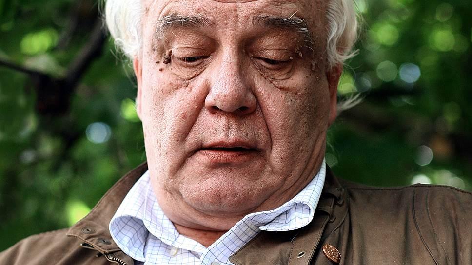 Бывший советский диссидент Владимир Буковский