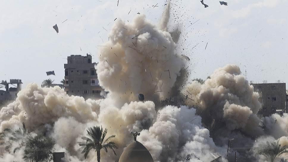 """Исламскому государству"" ставят арабский блок"