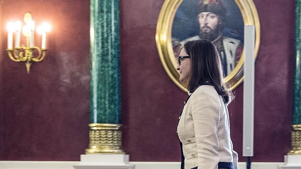 Глава ЦБ Эльвира Набиуллина подала заявку на участие в списке эффективных реформаторов промышленности, но поддержать ее может только правительство