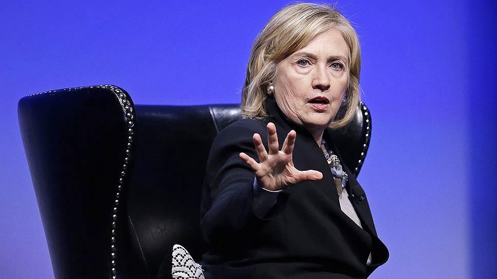 Поражение демократов на промежуточных выборах в Конгресс может оказаться на руку Хиллари Клинтон