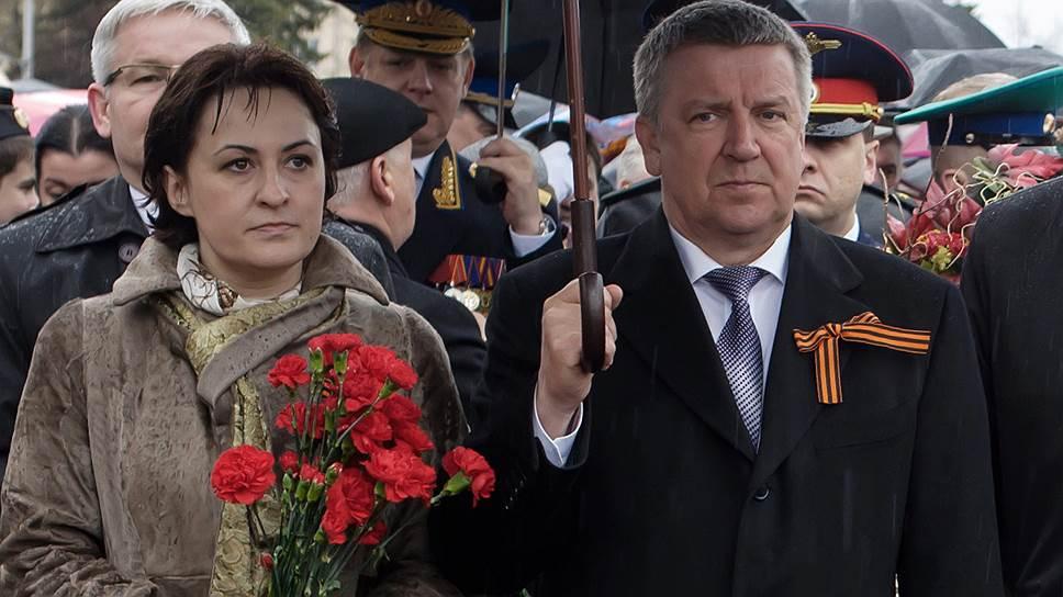 Галина Ширшина (слева) выступила против Александра Худилайнена (справа), когда под угрозой лишения свободы оказалась ее заместитель