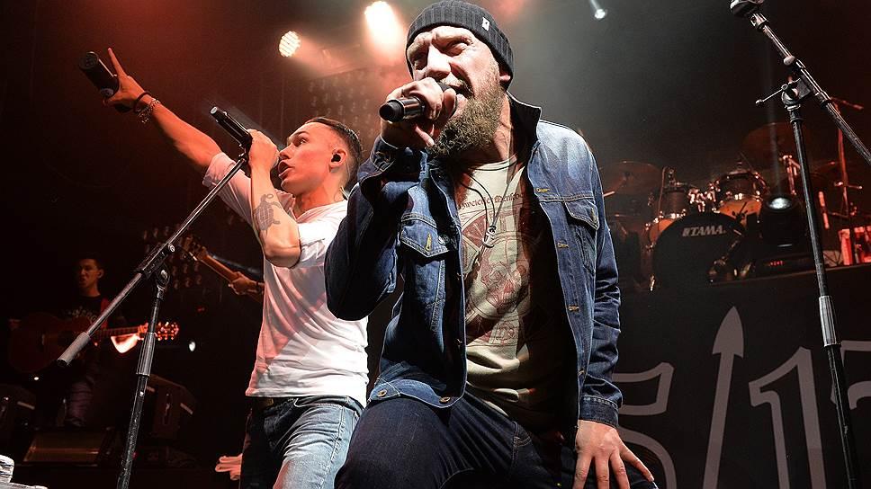 Выступление группы 25/17 в «Главклубе» доказало, что дух русского рока сейчас веет в рэпе и шансоне
