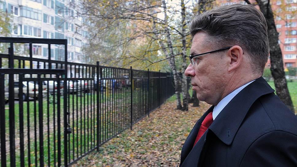 Как Олег Шахов ушел в отставку